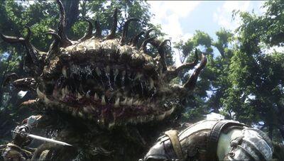 Plant monster 4