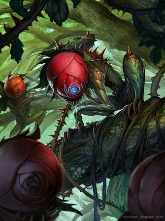 Plant monster 5