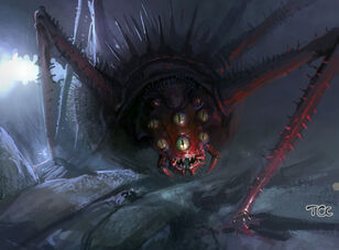 Hell spider