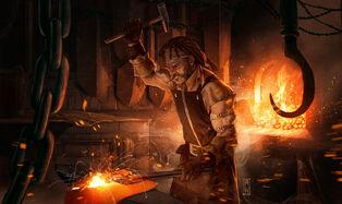 Blacksmith 02