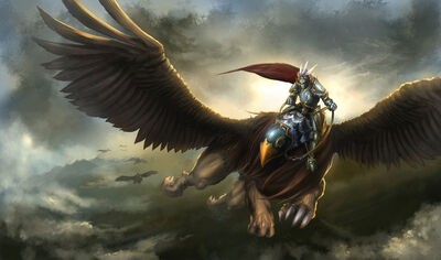 Griffon 5 knight