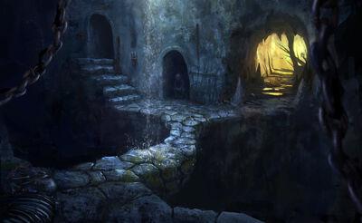 Drapukin lair by piglizard47