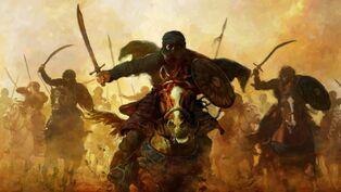 Desert warrior 2