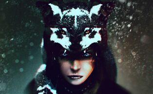 Dain, wolf style