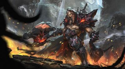 Barbarian lord