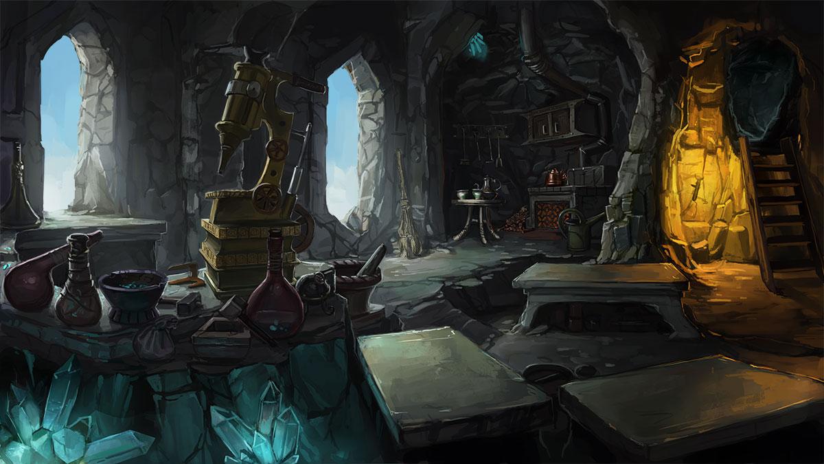 With Science Warhammer Fantasy Mad Scientist Quest: Image - SEULROEO LAB.jpg