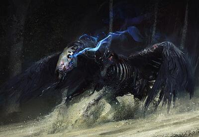 Undead wild beast