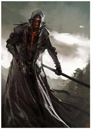 Evil cleric 5