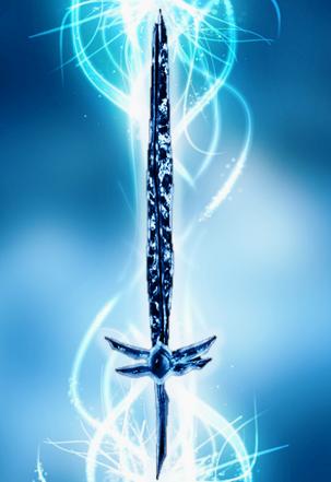 Asmodian sword
