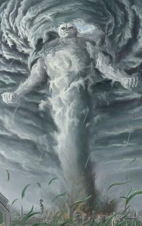 Air elemental HUGE