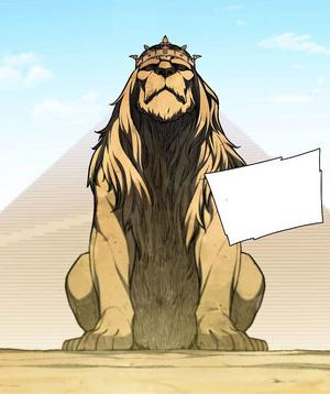 Lion Monster