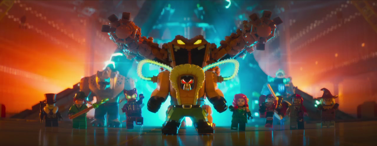 List Of Villains The Lego Batman Movie Wikia Fandom