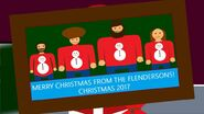Flenderson's Christmas Card