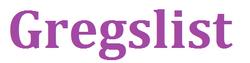 Gregslist logo
