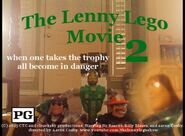 The Lenny Lego Movie 2 Theatrical Poster