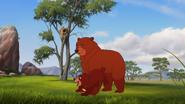 Kenai and Koda on Pride-Lands