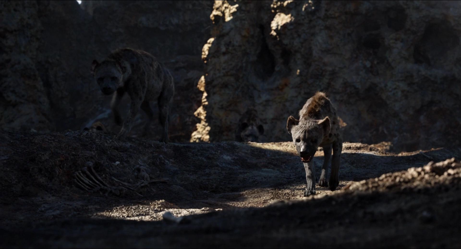 Shenzi Kamari And Azizi The Lion King 2019 Film Wiki