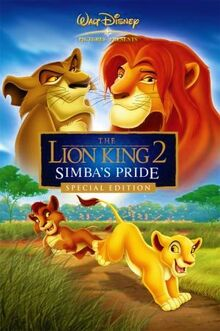 The Lion King 2- Simba's Pride (1998) Poster