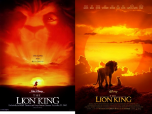The Lion King (1994 - 2019) Posters