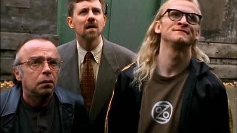 The X-Files The Lone Gunmen (Documentary)