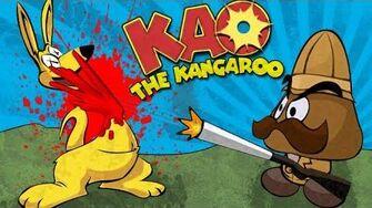 Kao the Kangaroo - The Lonely Goomba