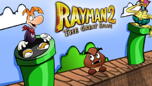 Rayman 2 the great escape the lonely goomba by thelonelygoomba-d6qhcss