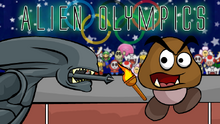 Alien olympics 2044 ad the lonely goomba by thelonelygoomba-d6yas7q