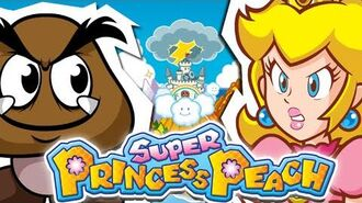 Super Princess Peach - The Lonely Goomba-1458418284