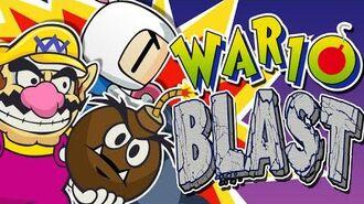 Wario Blast! - The Lonely Goomba-0