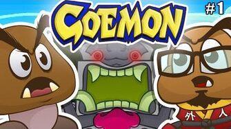 Mystical Ninja Goemon - The Lonely Goomba (ft