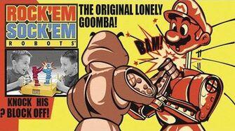 Rock'Em Sock'Em Robots - The Lonely Goomba-0