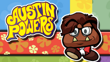 Austin powers the lonely goomba by thelonelygoomba-d68g2c2