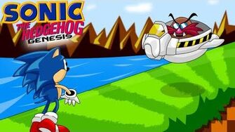 Sonic the Hedgehog - The Lonely Goomba-0