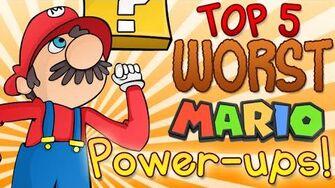 Top 5 Worst Mario Power Ups - The Lonely Goomba-0