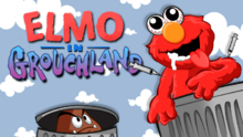 Elmo in grouchland the lonely goomba by thelonelygoomba-d6d98as