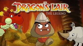 Dragons Lair The Legend - The Lonely Goomba-0