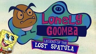 Spongebob Legend of the Lost Spatula - The Lonely Goomba-0