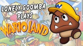 Lonely Goomba plays Wario Land pilot ep-1458095496