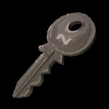 Ключ от домика у озера №2