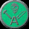 Админский значок