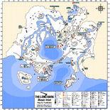 Карта Бледная бухта