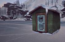 EisfischerhüttemitTür