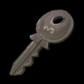 Ключ от домика у озера №3