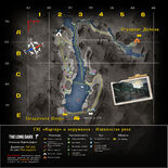Переход - ГЭС Картер и окружение DamRiverTransitionZone