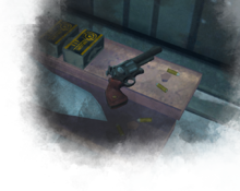 Ico skill large revolver
