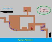 Карта Пещера Радиовышки