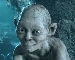 gollum the lord of the rings and the hobbit wiki fandom powered