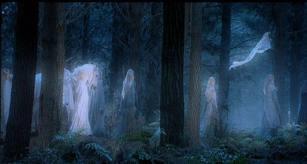 Elves lotr