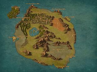 Fukutsu no Seishin Map