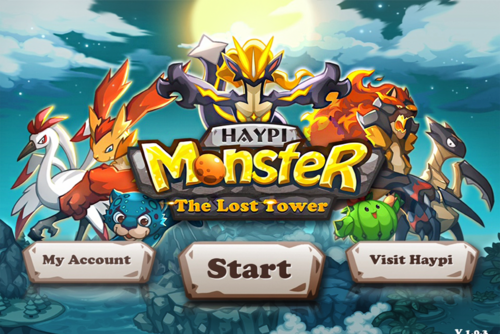 Haypi Monster: The Lost Tower Wiki